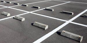 SMR Striping - Car Stops