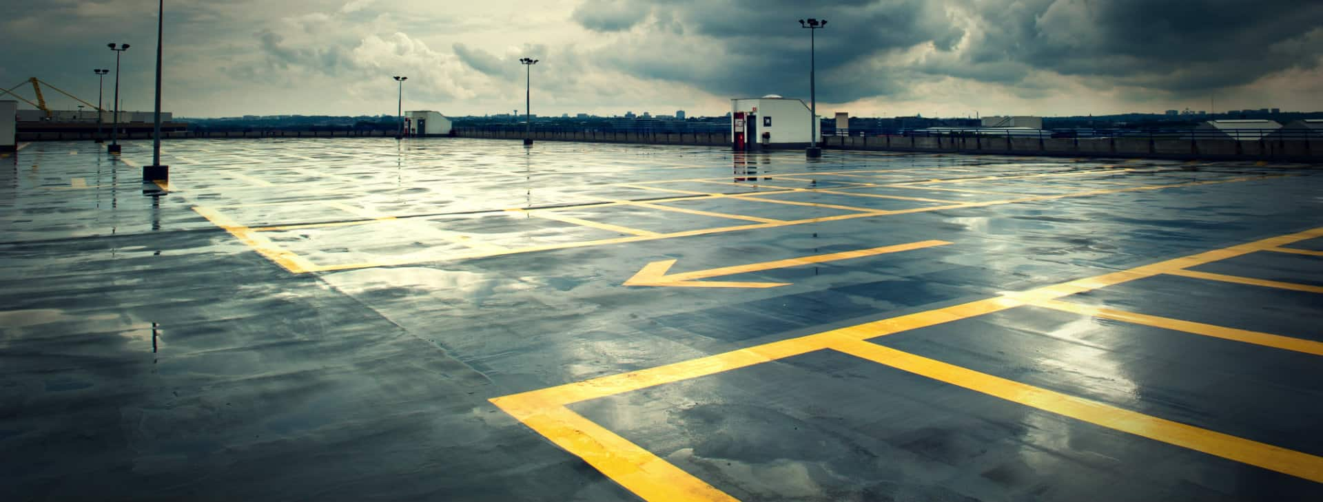 SMR Striping - Houston's #1 Parking Lot Painting and Parking Lot Maintenance Service